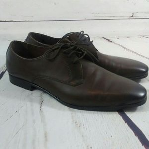 Zara Man oxford lace up shoes